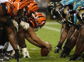 The winless Cincinnati Bengals and visiting Jacksonville Jaguars clash in Week 7. (Image: Al Messerschmidt/Getty)