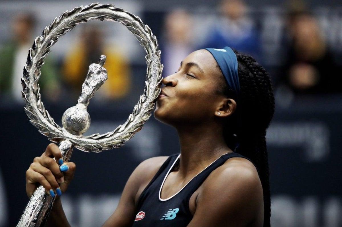 Coco Gauff Wins First WTA Singles Title