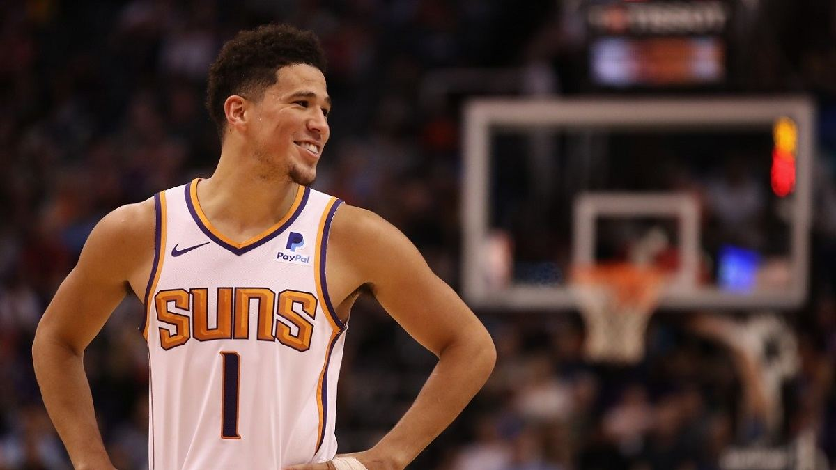 NBA Fantasy sleepers guards Devin Booker Dejounte Murray Jamal Murray
