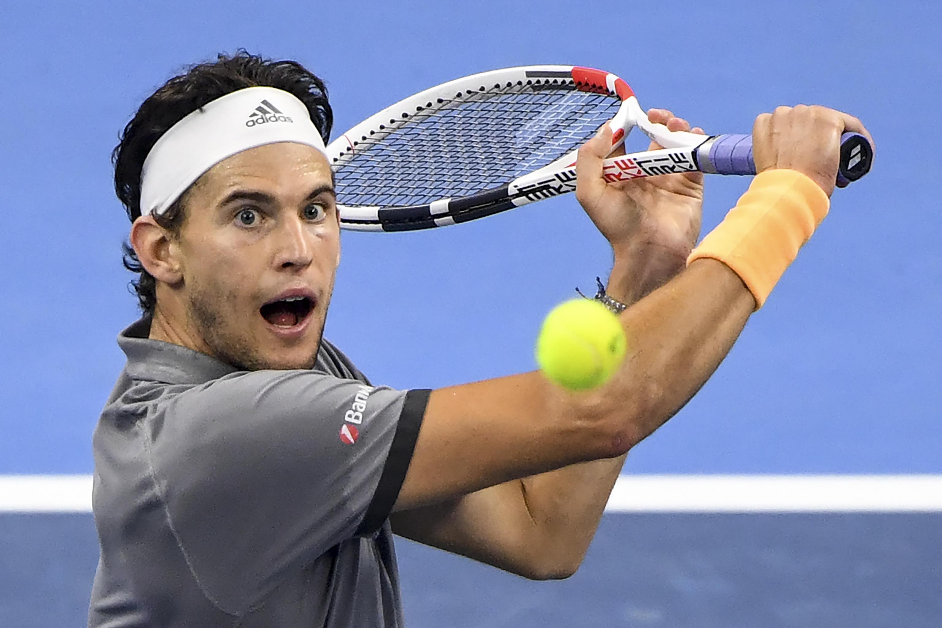 Dominic Thiem ATP Finals