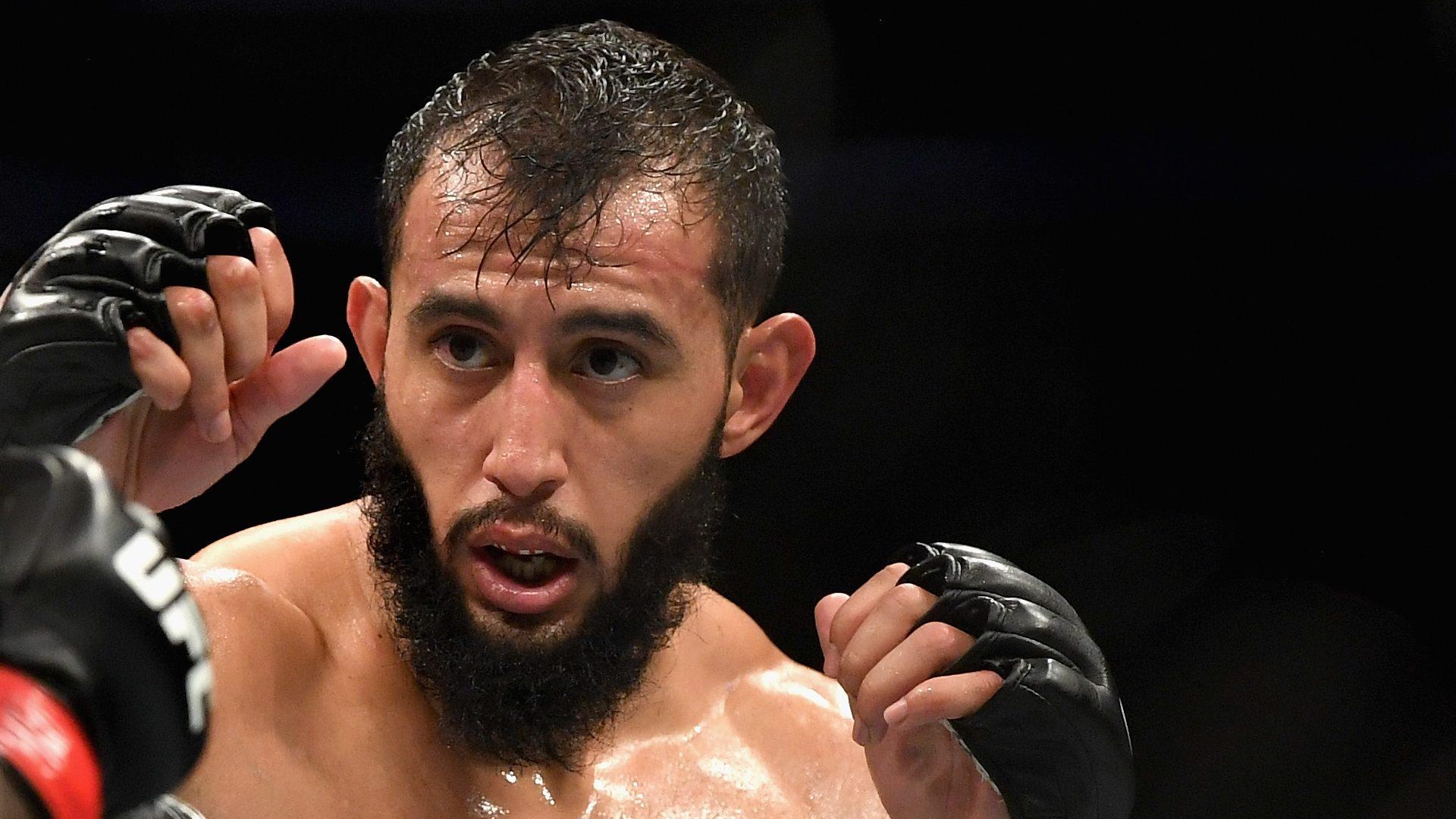 Dominick Reyes UFC Weidman