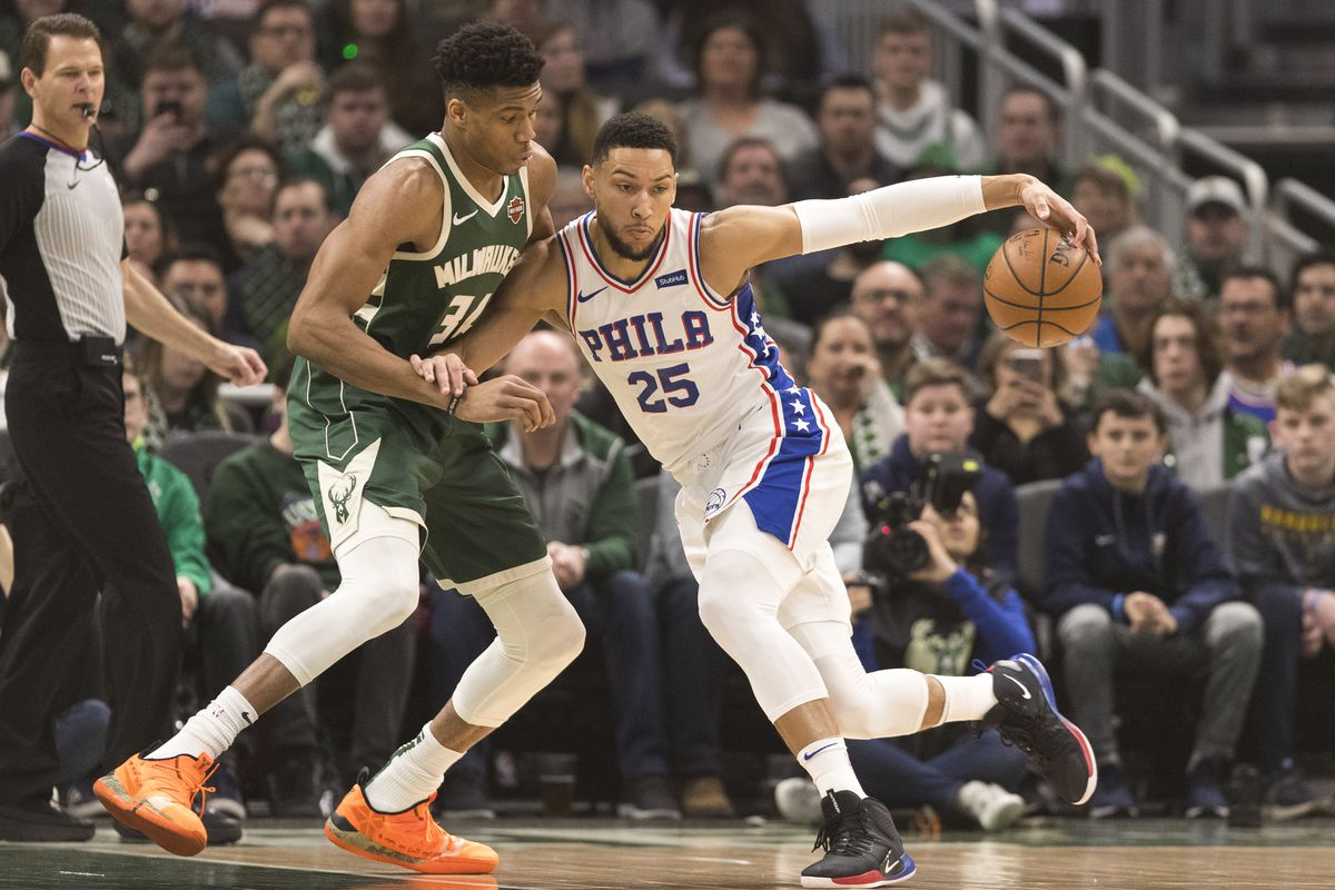 2019 NBA East Preview Eastern Conference Greek Freak Milwaukee Bucks Philly Sixers