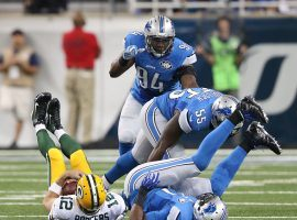 Monday night matchup brings Detroit to Green Bay. (Image: CBS Detroit)