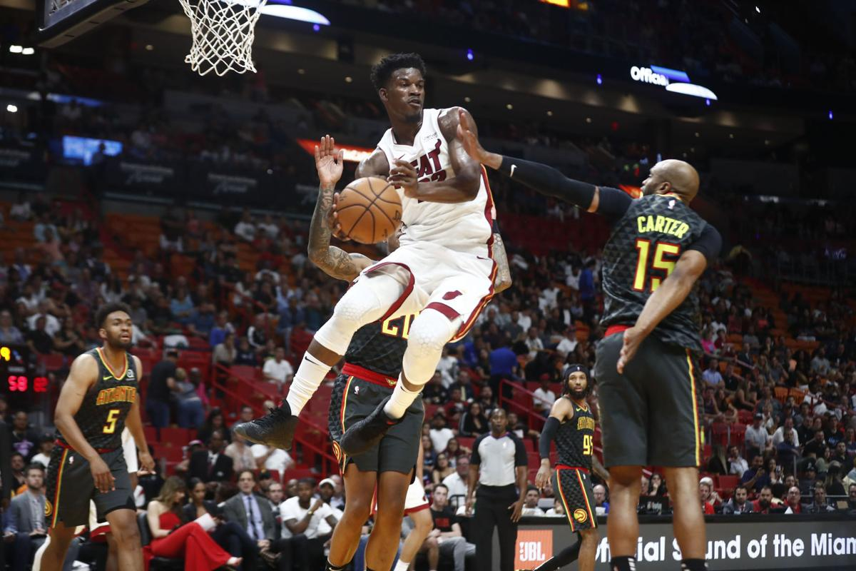 Miami Heat Jimmy Butler NBA Preview Southeast division