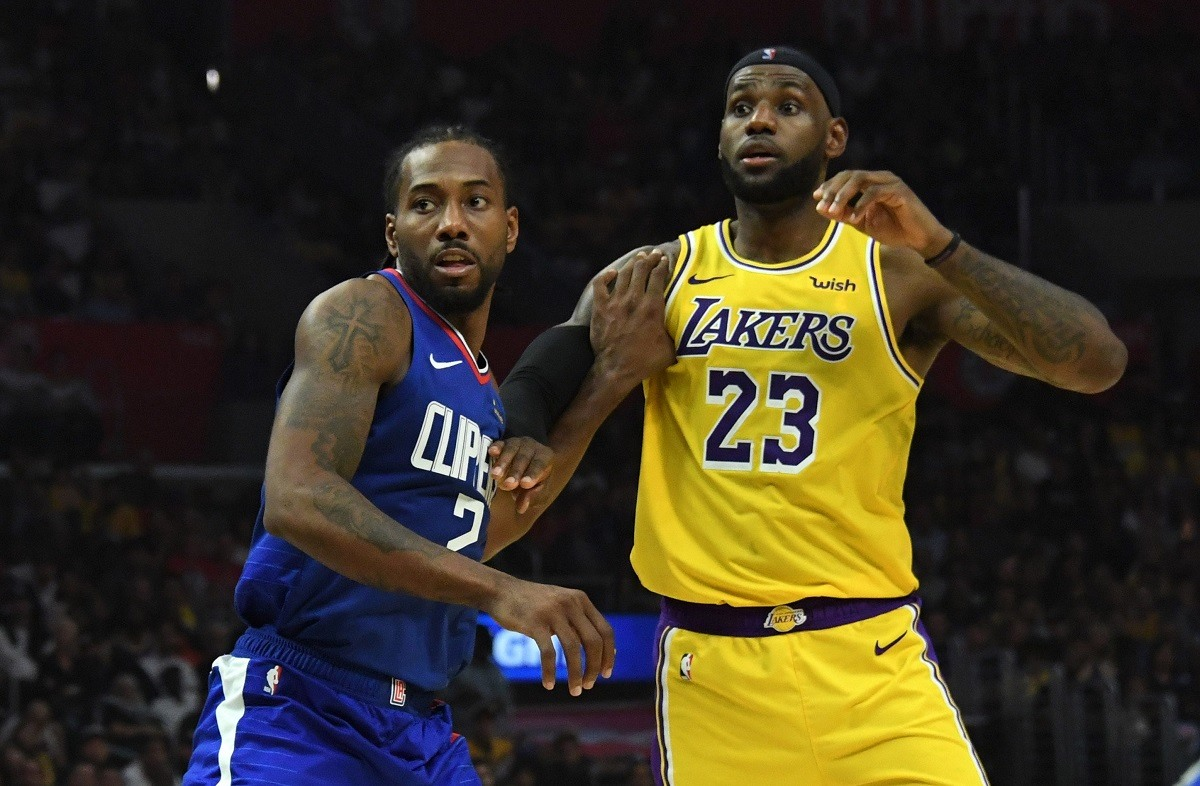 2020 Nba Championship Odds Clippers Lakers Bucks Title Favorites