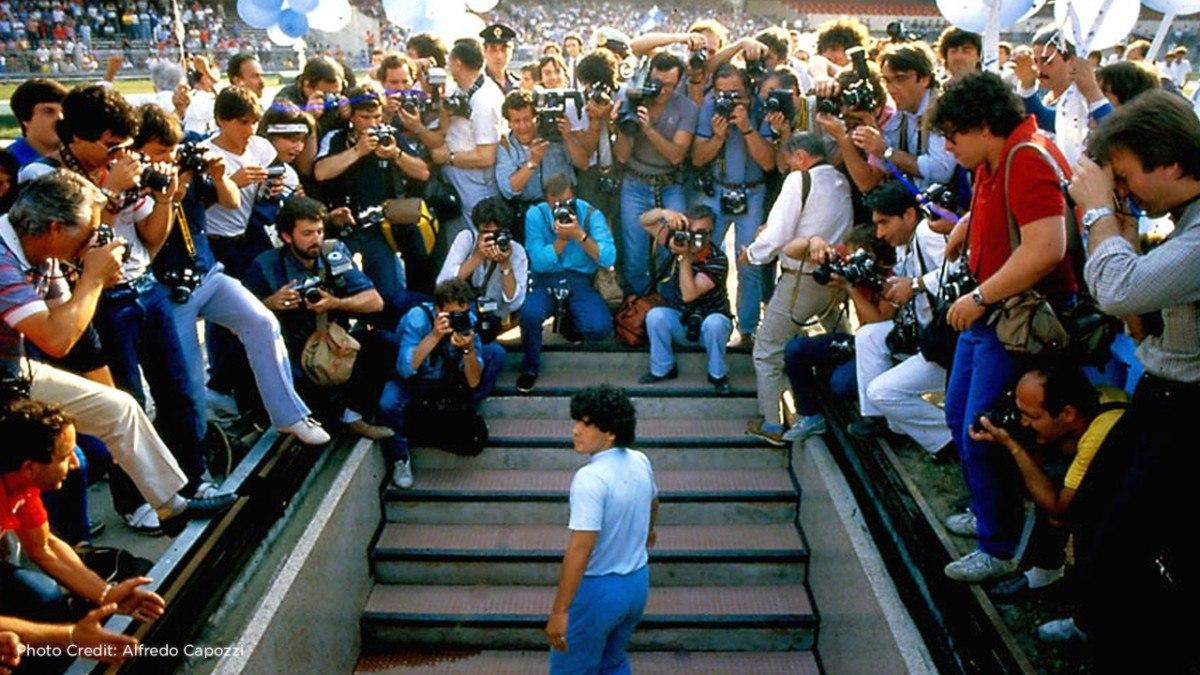 Diego Maradona documentary film HBO