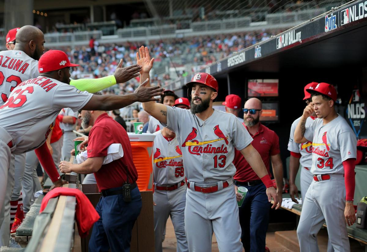 St. Louis Cardinals 10 runs NLDS Atlanta Braves