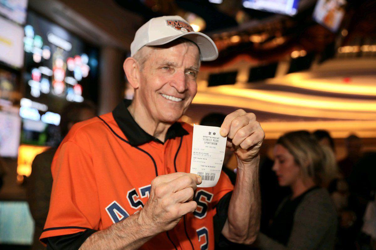 Another Mattress Mack Bet $500,000 Houston Astros ALDS