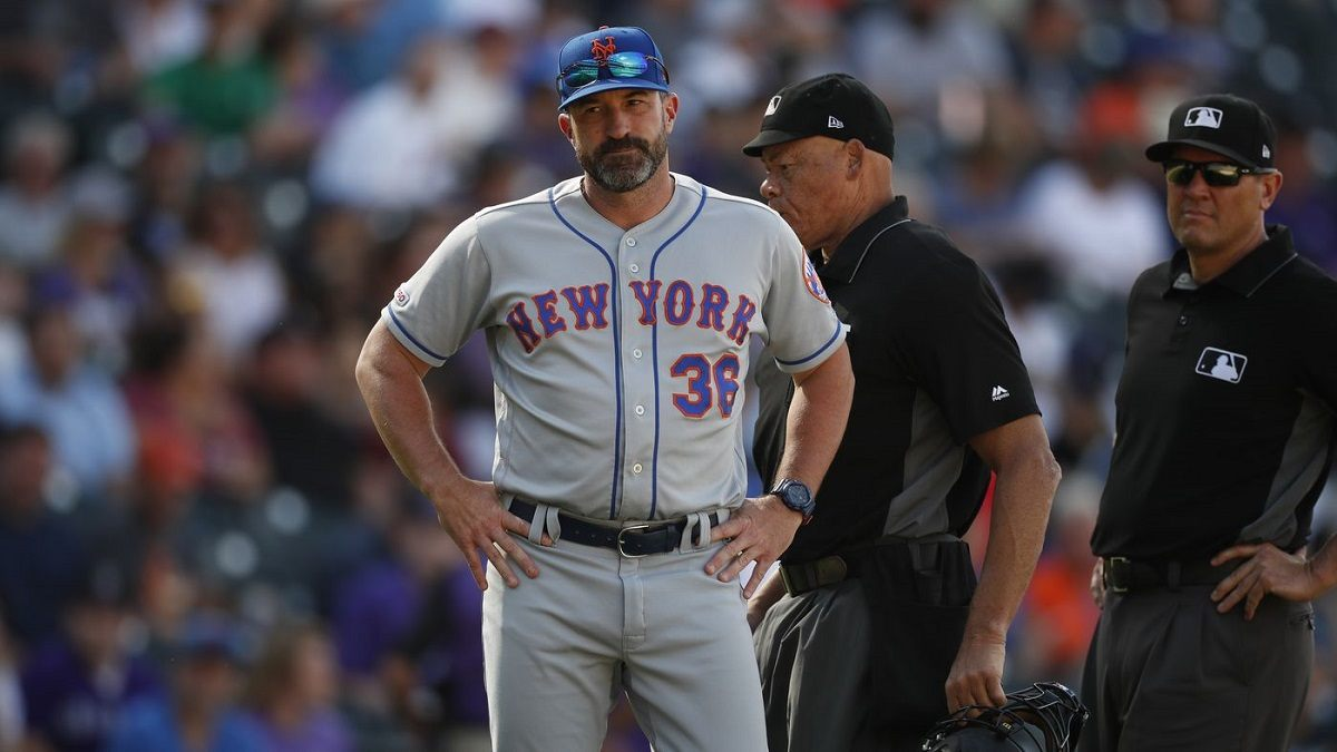 NY Mets fire manager Mickey Callaway