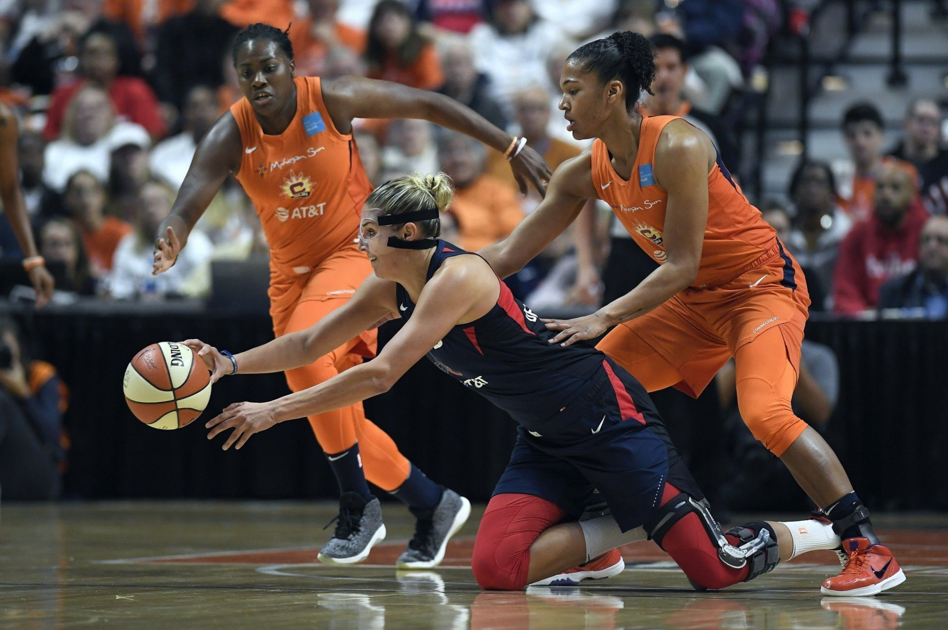 Mystics Sun WNBA Finals