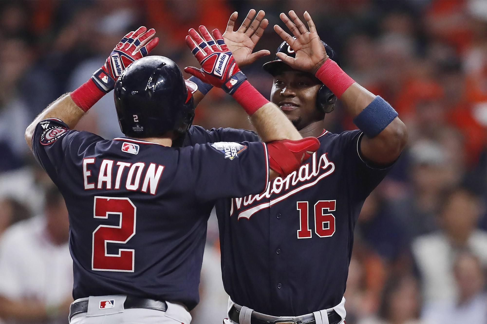 Washington Nationals World Series Game 2