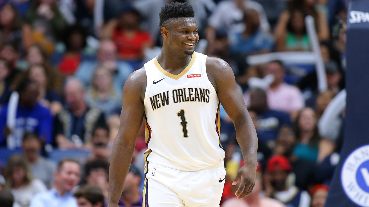 Zion Williamson New Orleans Pelicans NBA Southwest Preview