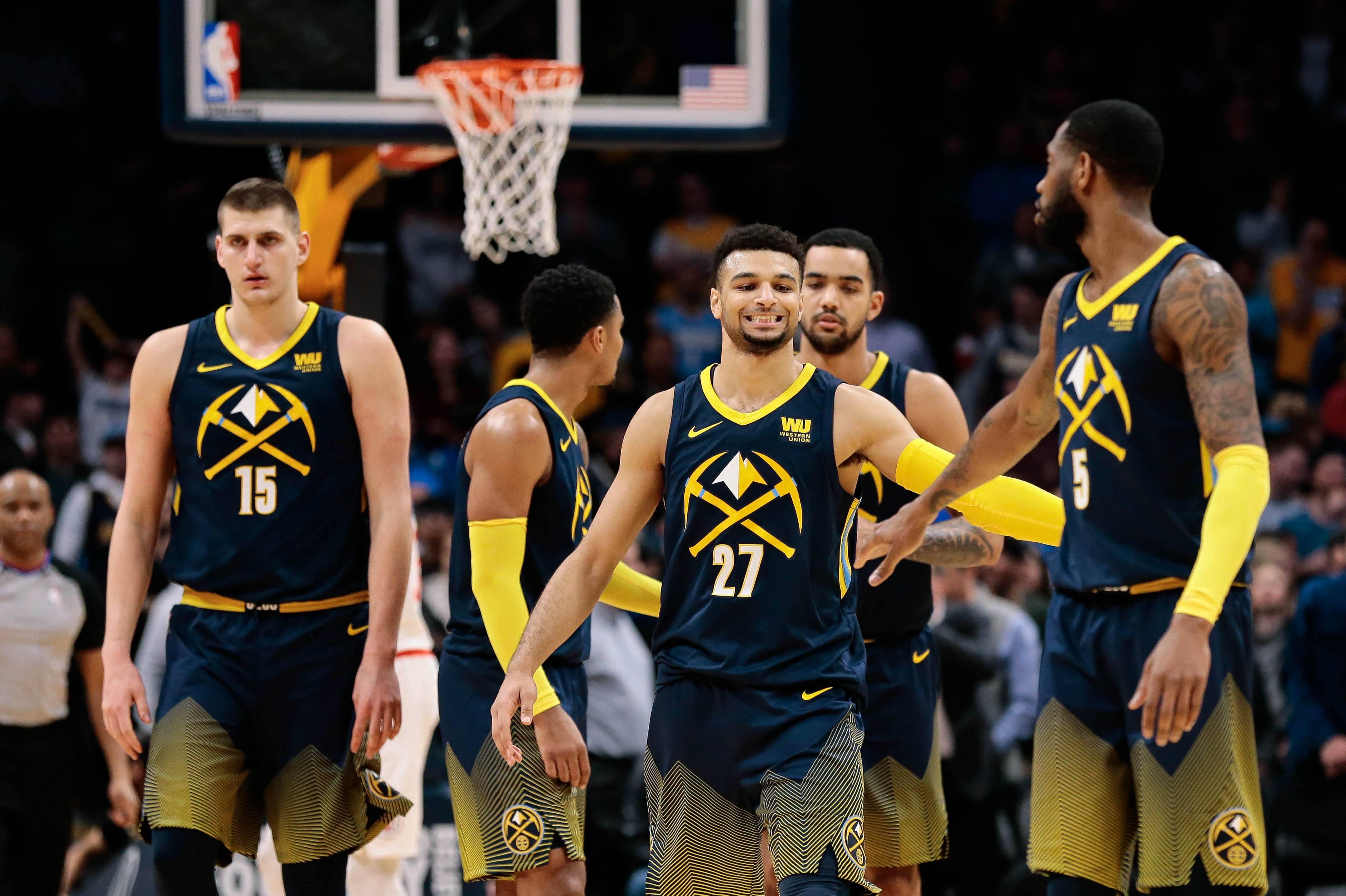 Nikola Jokic Denver Nuggets Western Conference NBA Preview