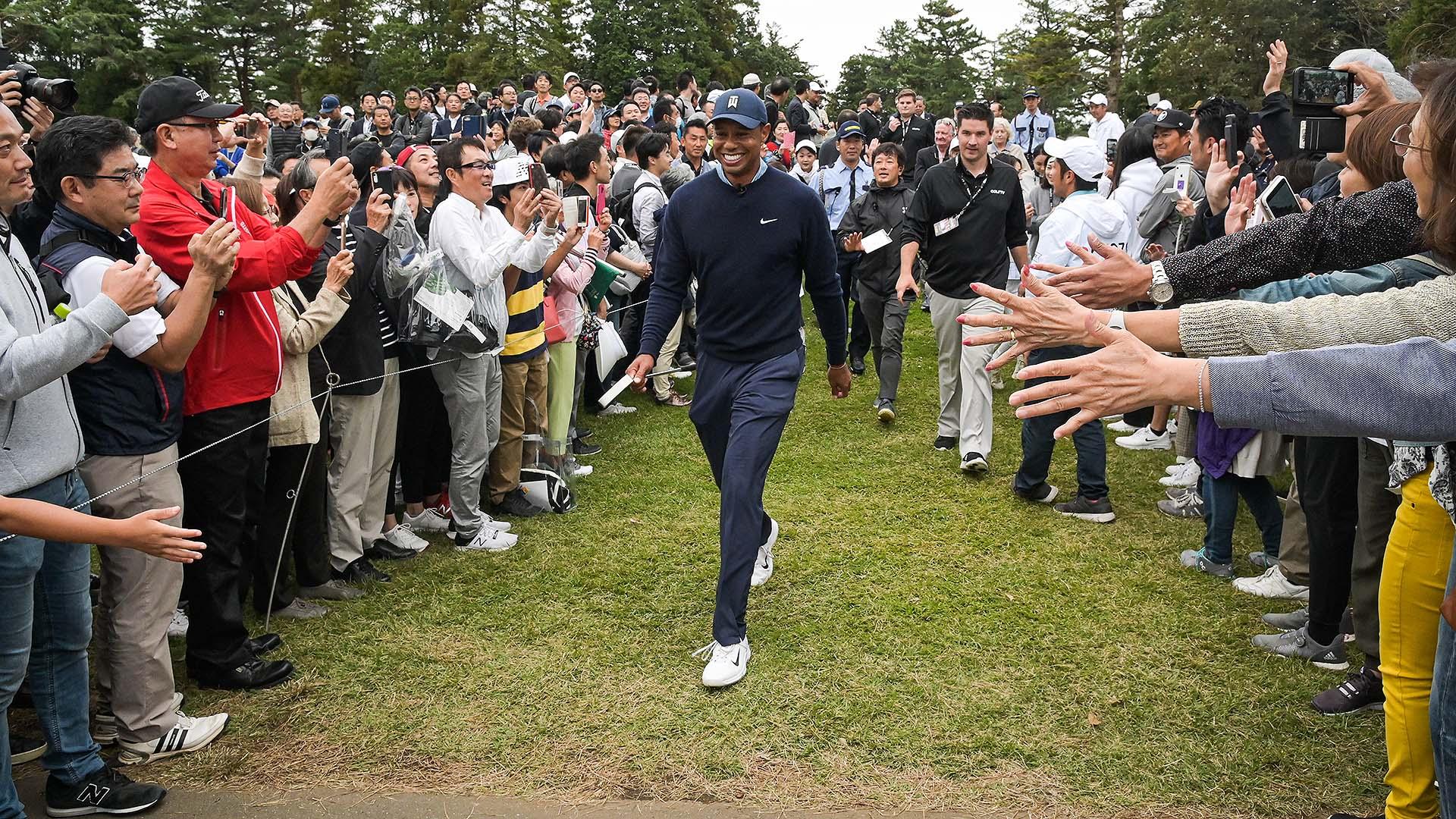 PGA Tour on-site betting