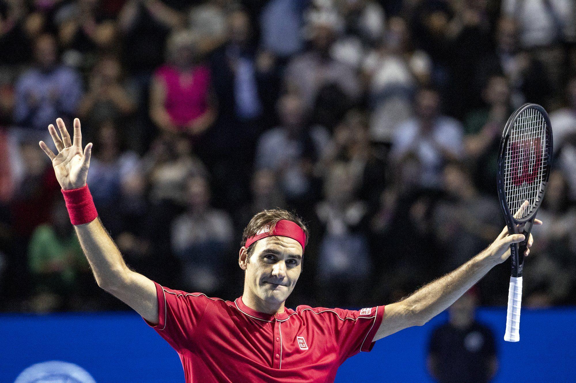 Federer Basel ATP Finals