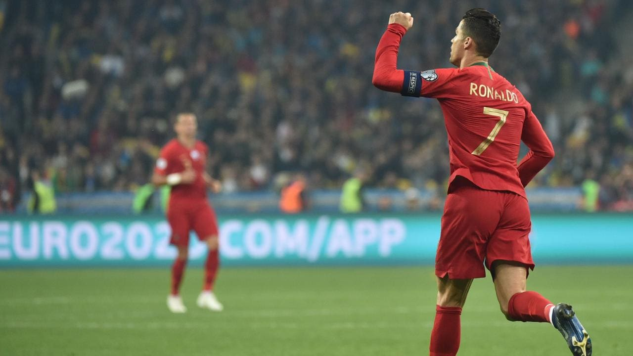 Cristiano Ronaldo 700 Goals