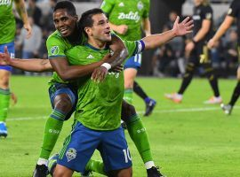 The Seattle Sounders upset LAFC 3-1 in the Western Conference final to reach its third MLS Cup final in four years. (Image: Jayne Kamin-Oncea/USA Today Sports)