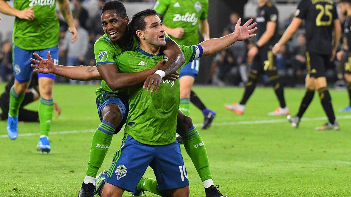 Seattle Sounders LAFC MLS