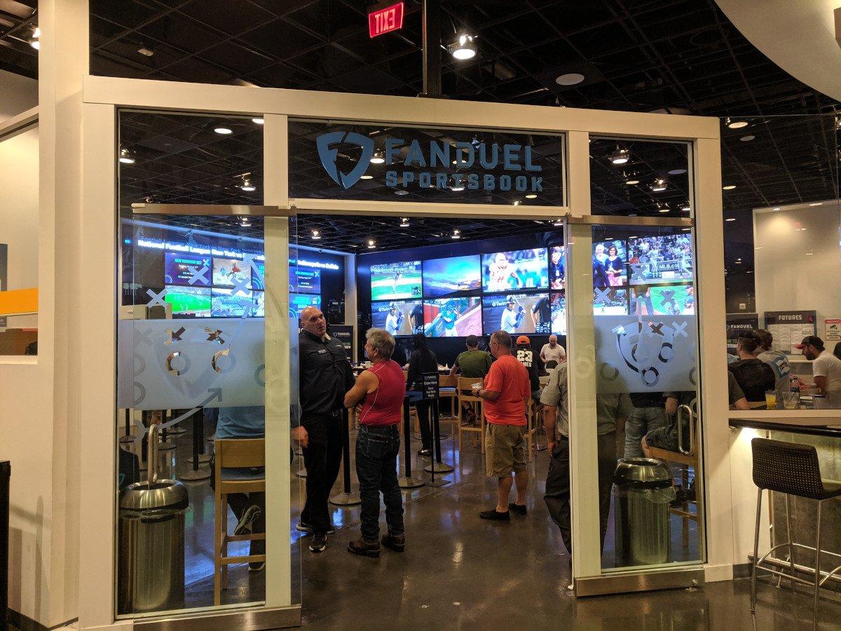 Sports betting New Jersey Pennsylvania