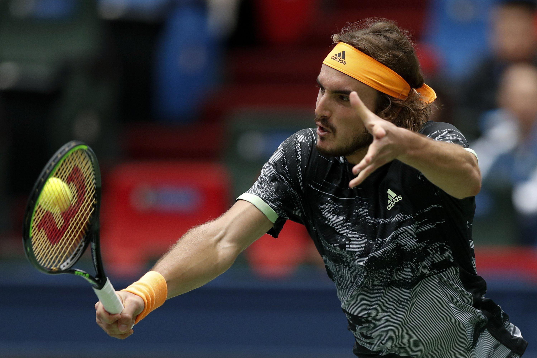 Stefanos Tsitsipas ATP Final