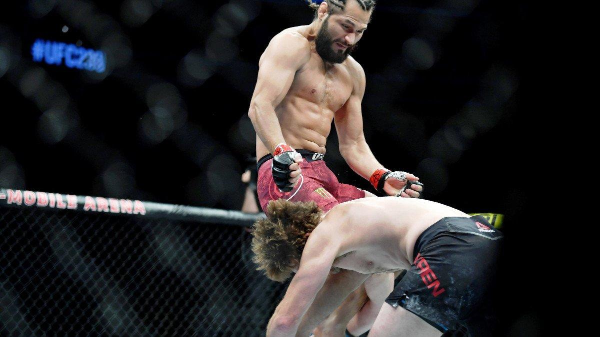 UFC Fight Night 162 Askren Maia