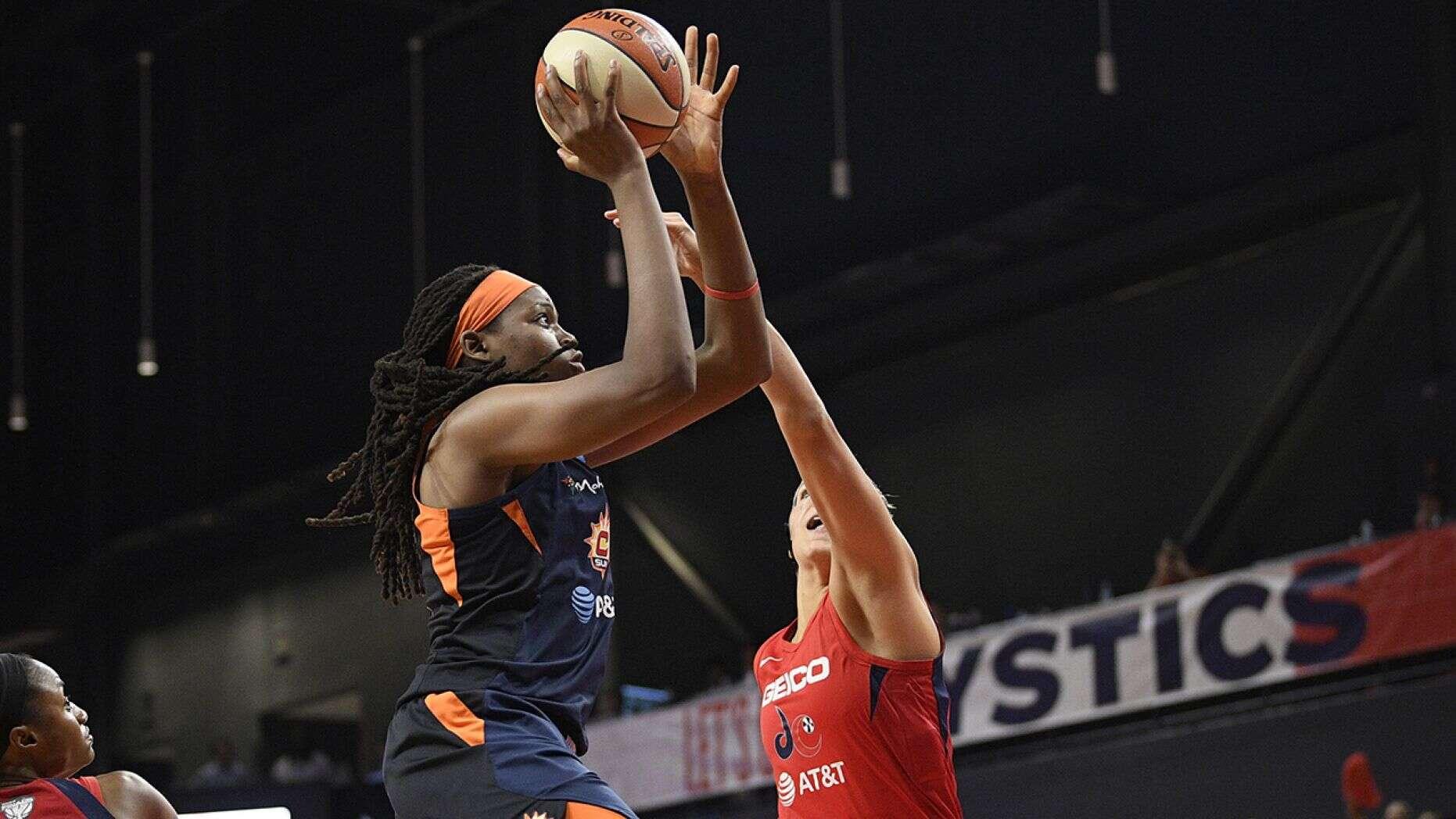 WNBA Finals Connecticut Sun