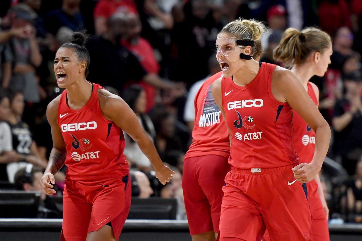 Washington Mystics WNBA Championship