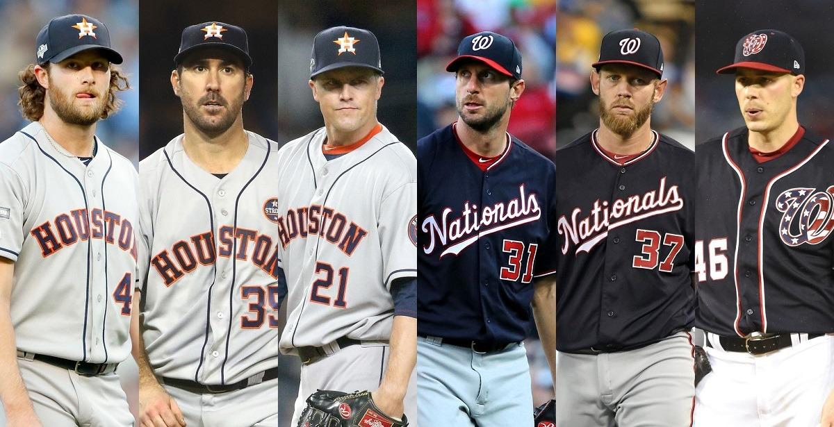 2019 World Series Preview Aces Houston Astros Washington Nationals
