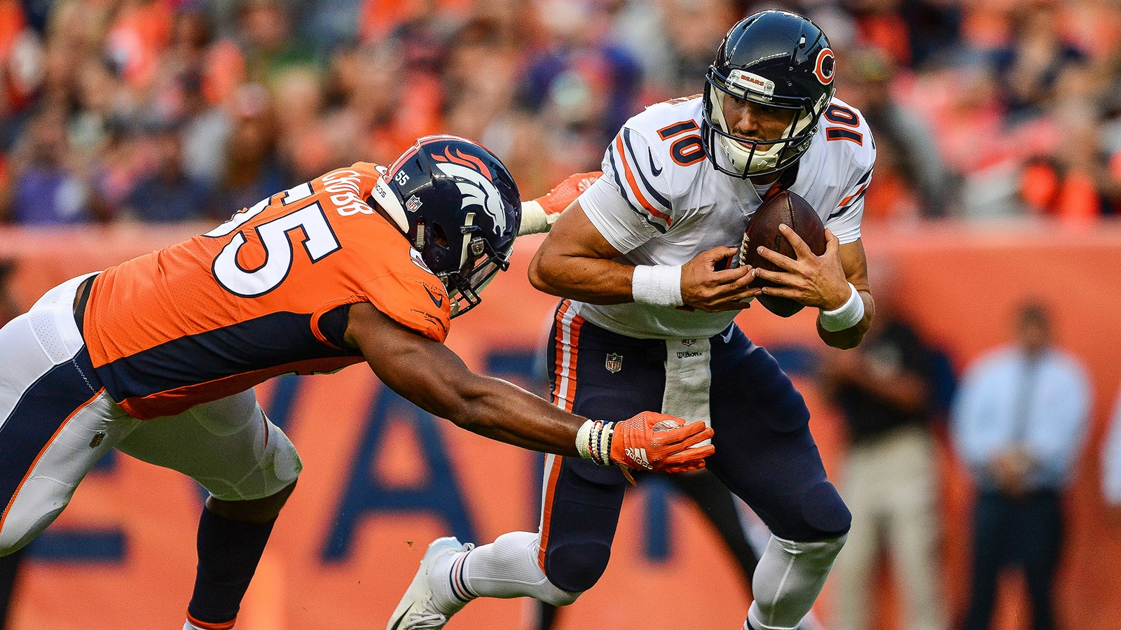 Denver Broncos Bradley Chubb