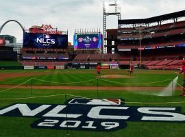 The St. Louis Cardinals host the Washington Nationals in the first two games of the 2019 NLCS at Busch Stadium in St. Louis, MO. (Image: Jeff Curry/USA Today Sports)