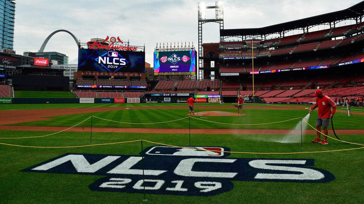 St. Louis Cardinals NLCS Washington Nationals
