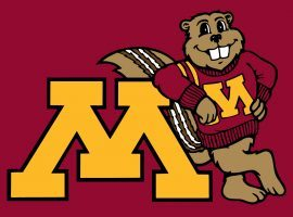 The Minnesota Golden Gophers are 8-0 and ranked #13 in the country. (Image: WordPress.com)