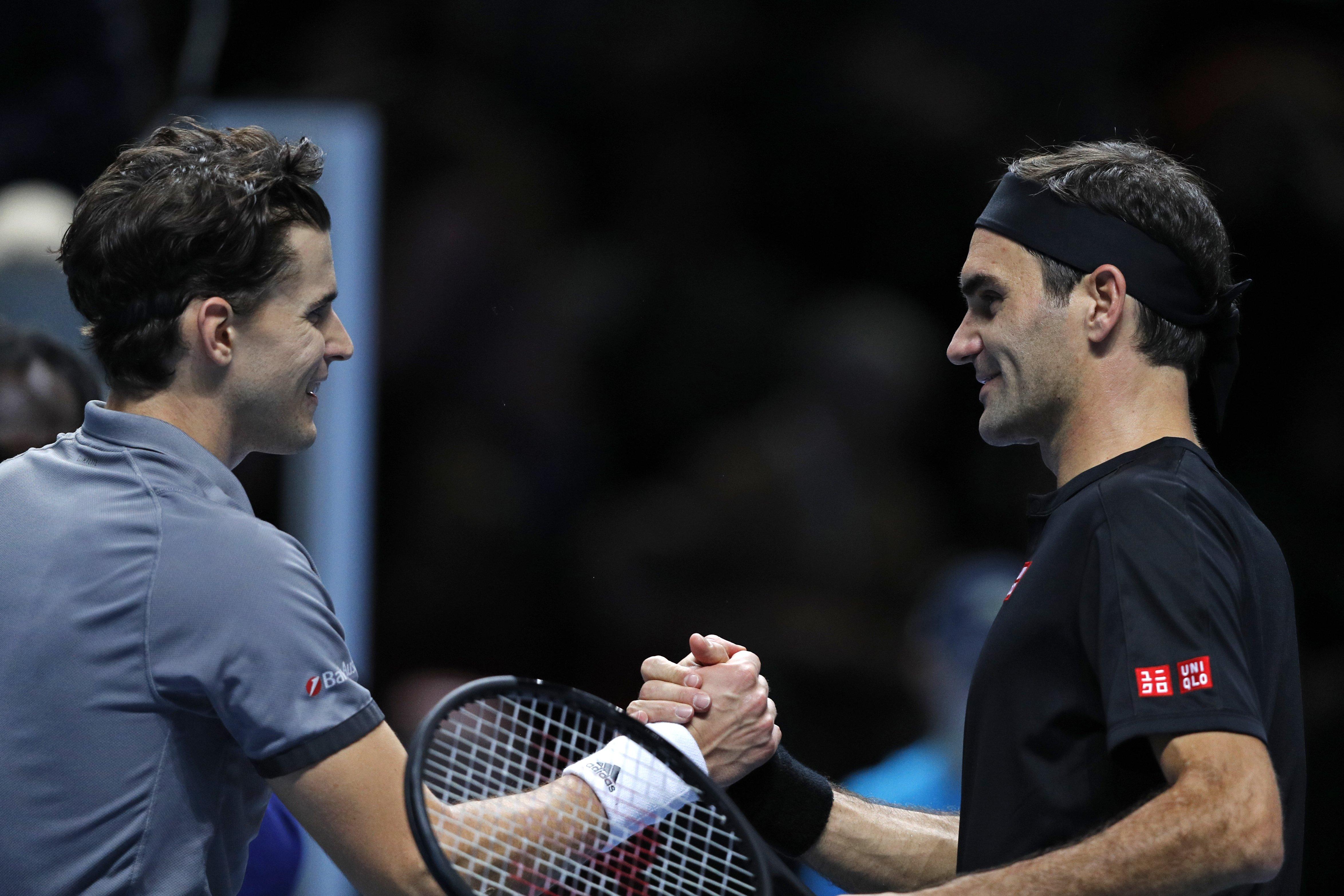 ATP Finals Nadal Medvedev