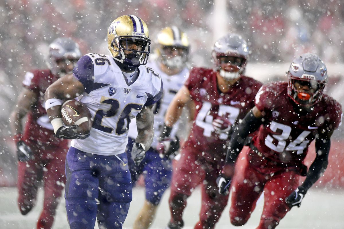 Apple Cup Washington State Washington UW Wazzu