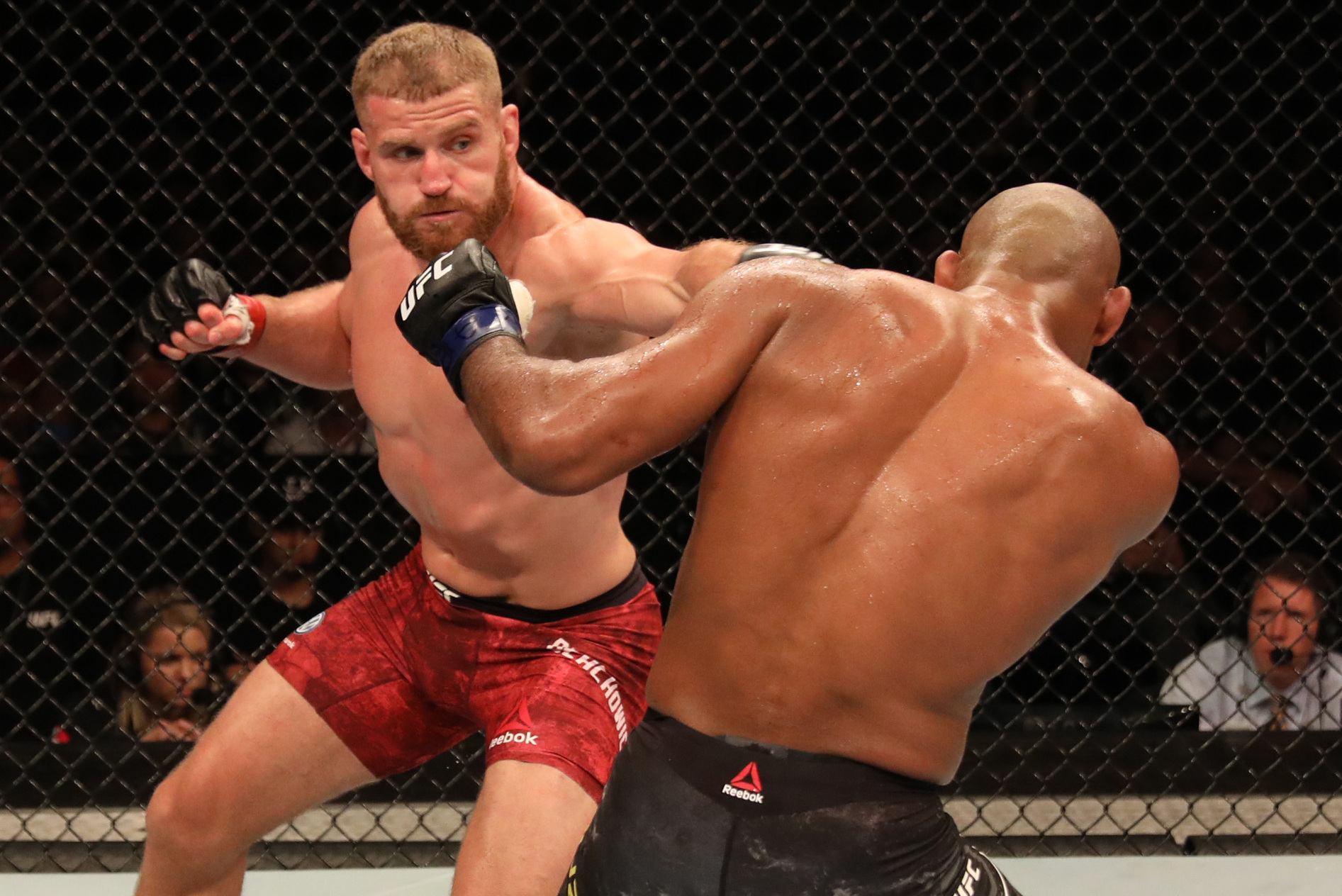 Blachowicz Souza Askren UFC