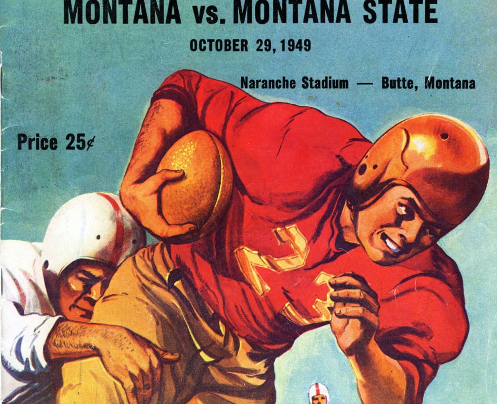 Brawl of the Wild Rivalry Games Lehigh Lafayette Montana State