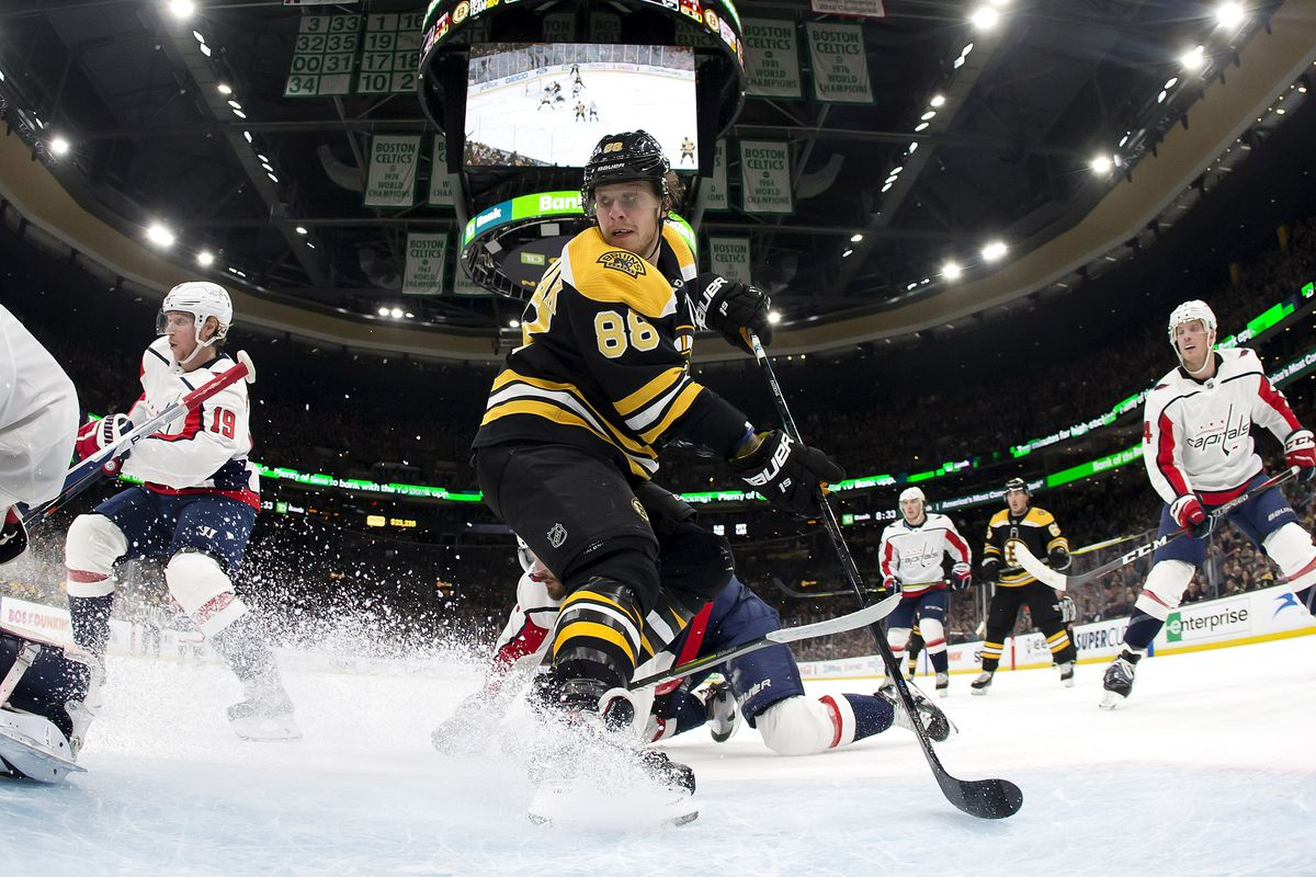 Stanley Cup Odds Boston Bruins Colorado Avalanche Washington Capitals