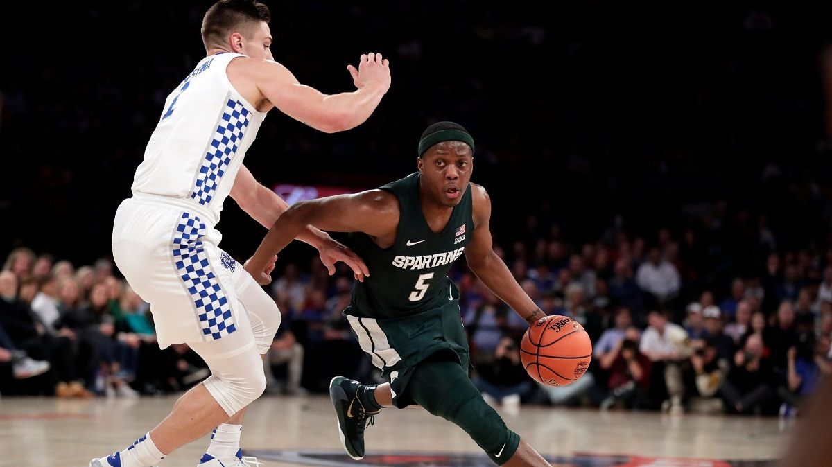 Michigan State March Madness Championship Odds Favorite