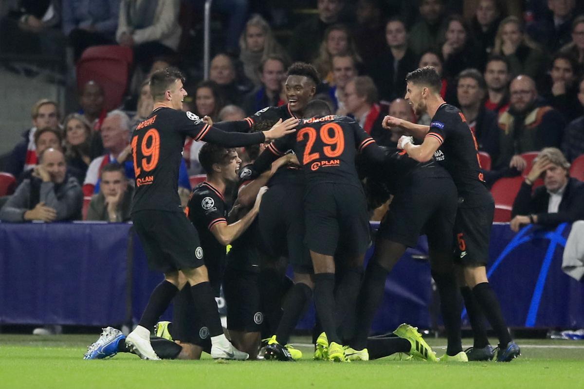 Chelsea Ajax Champions League