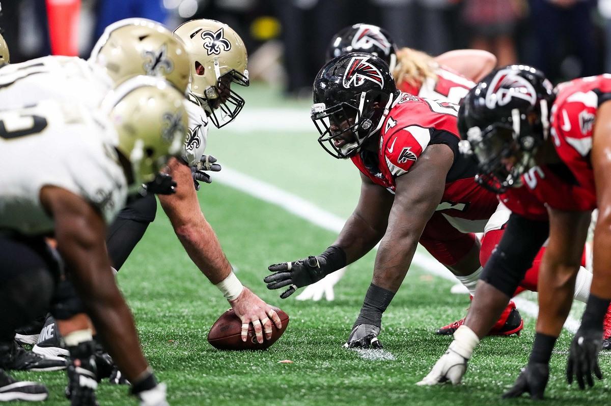 Thanksgiving Football Preview NFL New Orleans Saints Atlanta Falcons