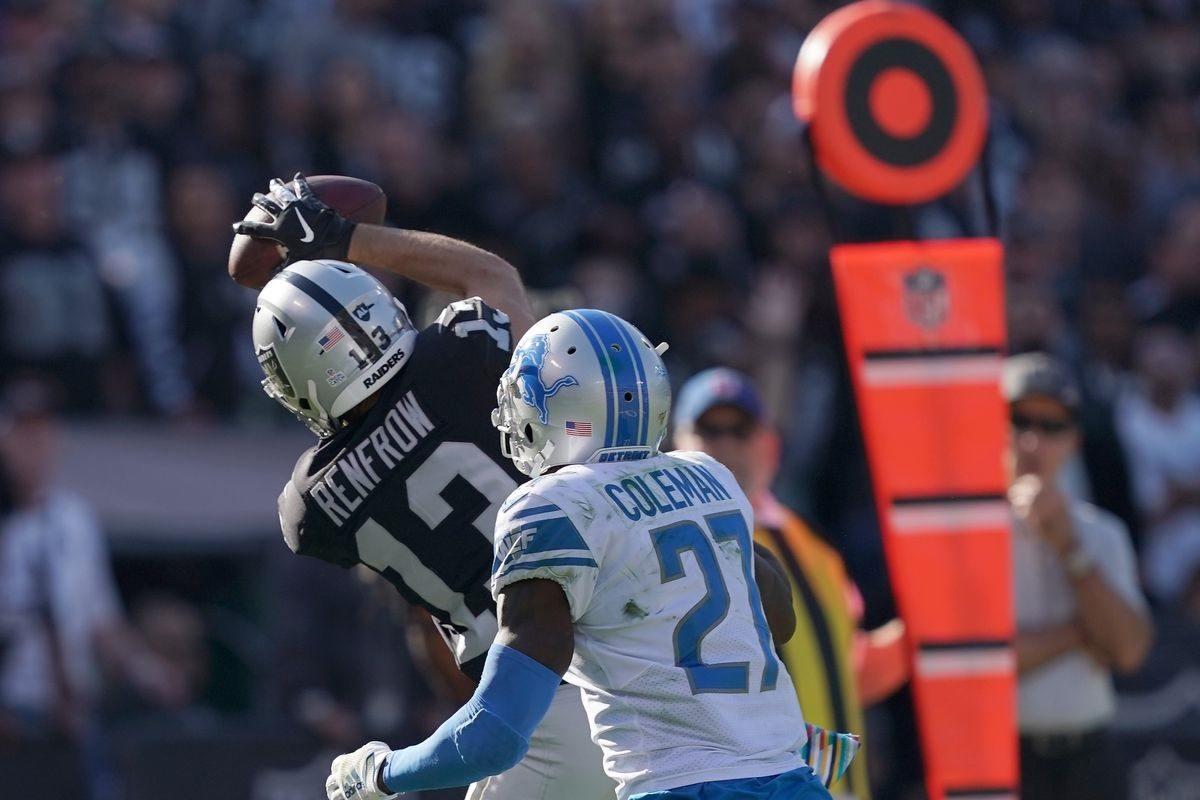 NFL Week 11 Waiver Wire Pickups Hunter Renfrow Brian Hill Noah Fant