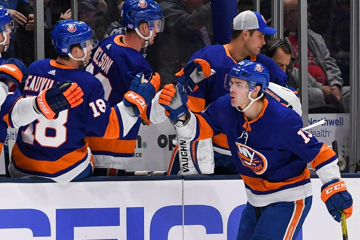 New York Islanders Barry Trotz