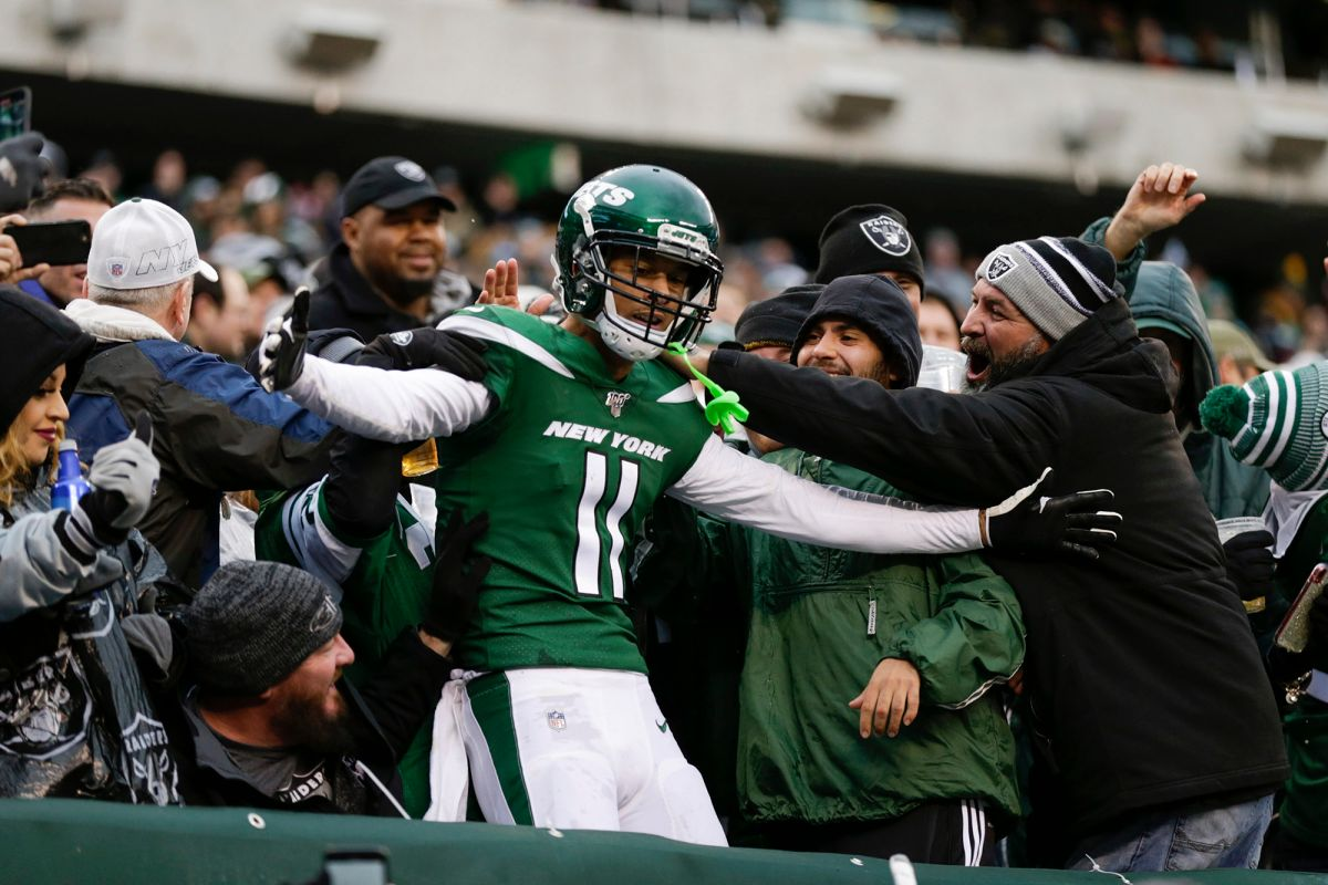 New York Jets LOLJets Robby Anderson Oakland Raiders Three Winning Streak