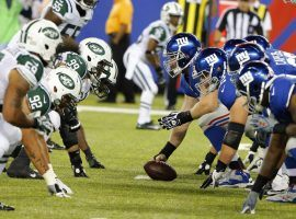 The New York Giants and New York Jets meet in Week 10 featuring two losing teams with a combined record of 3-14.  (Image: Porter Lambert/Getty)