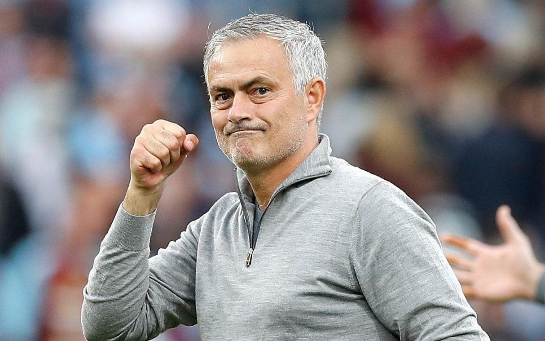 Jose Mourinho Tottenham manager
