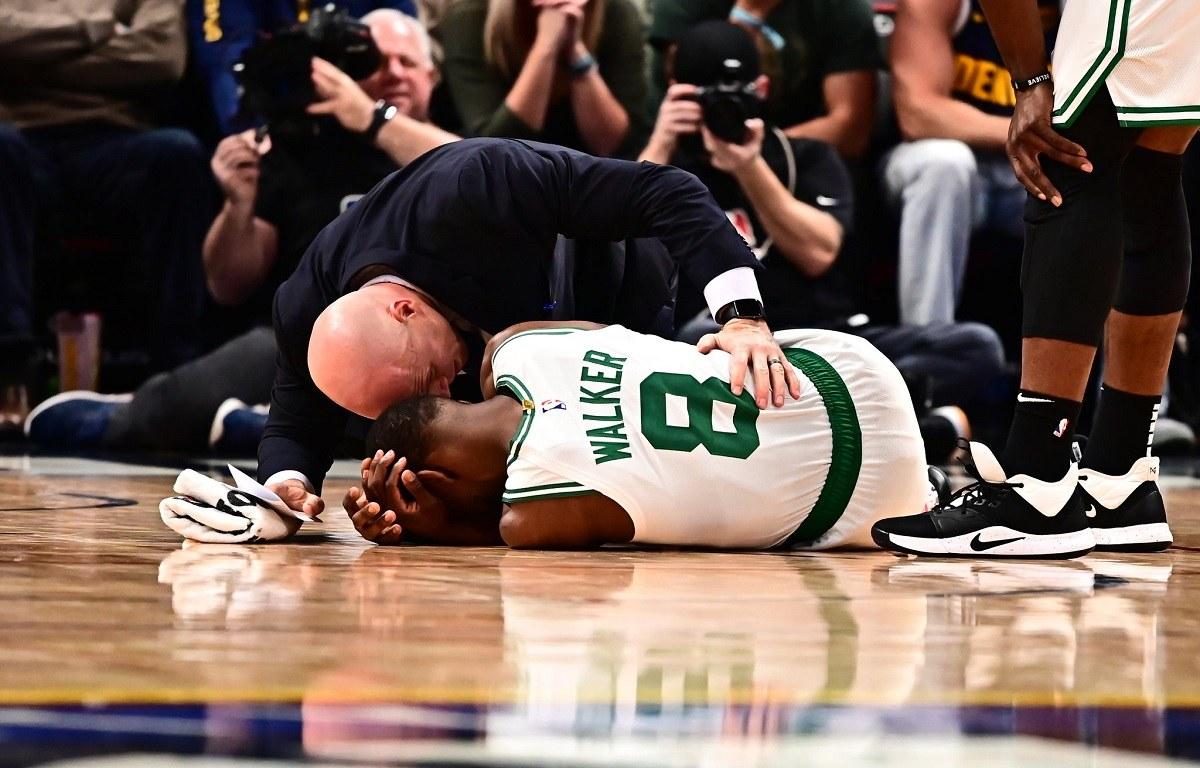 Kemba Walker Injury Update Boston Celtics