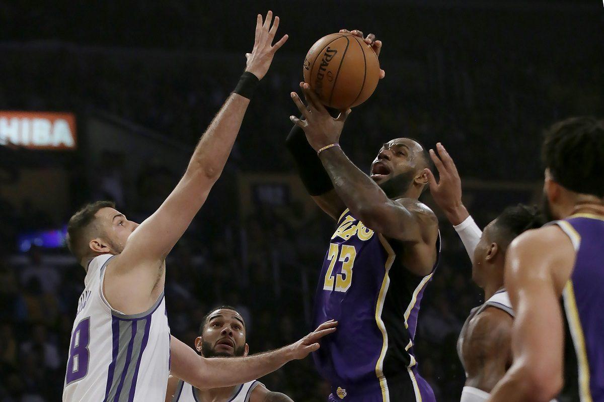 LA Lakers Boston Celtics 10 wins