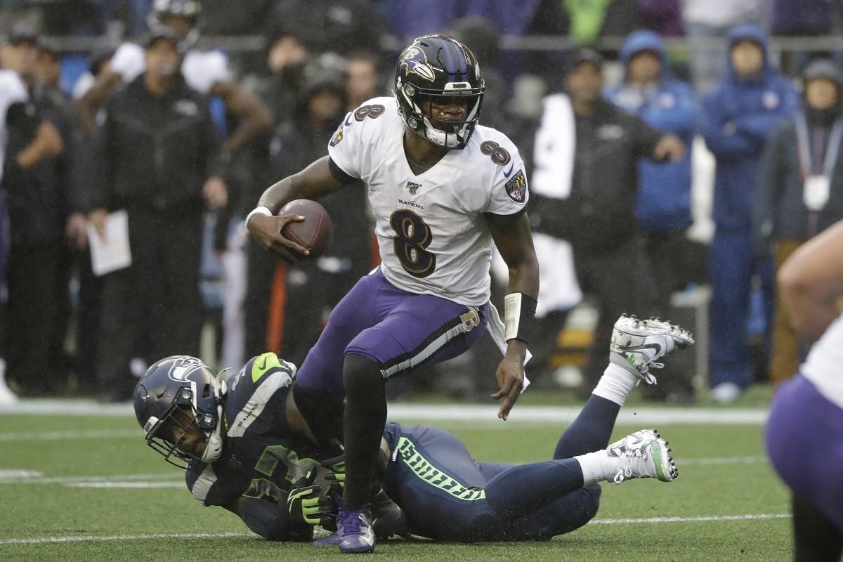 Home Dog Alert NFL Week 9 Baltimore Ravens