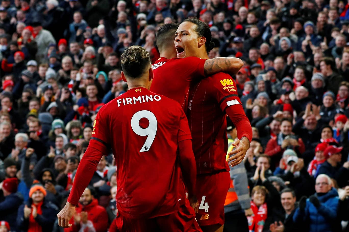 Liverpool EPL Title Race