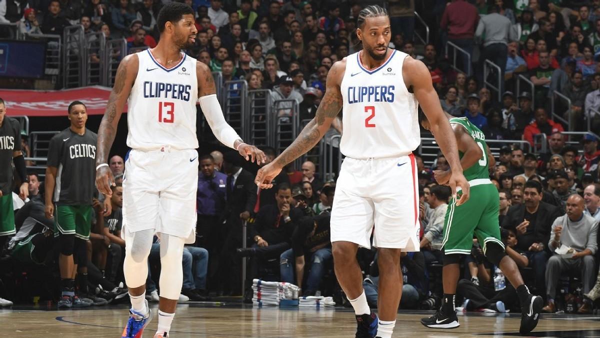 NBA Weekend: Rockets Clippers Mavericks